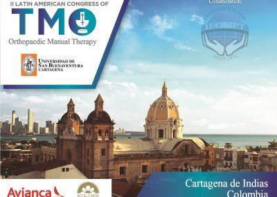 II Congreso Iberoamericano de Terapia Manual Ortopédica