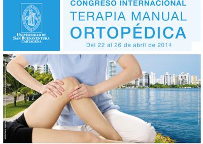 Primer Congreso Internacional de Terapia Manual Ortopédica